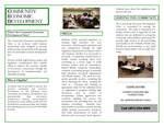 Community Economic Development Clinic Brochure, page 2 by Legal Clinic Program