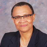 A. Felicia Epps, Dean Jan. 2016-May, 2017