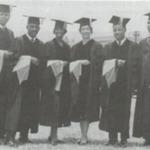 Original FAMU College of Law Last Graduating Class