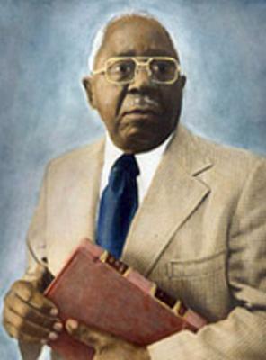 Virgil Hawkins Portrait