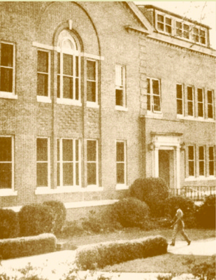 Original FAMU College of Law's Building