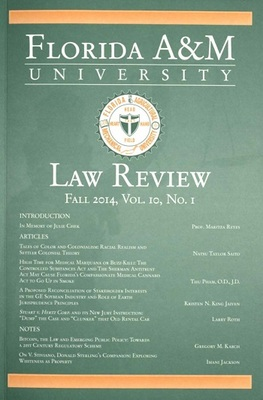 Florida A & M University Law Review