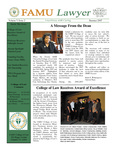 FAMU Lawyer Volume 5, Issue 2 by FAMU College of Law