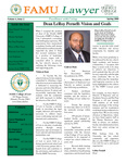 FAMU Lawyer Volume 6, Issue 2 by FAMU College of Law