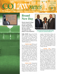 COLAW news Fall 2008 by FAMU College of Law