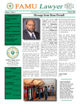 FAMU Lawyer Volume 7, Issue 1 by FAMU College of Law