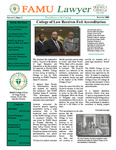 FAMU Lawyer    Volume 7, Issue 2