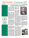 FAMU Lawyer and Annual Report   Volume 8, Issue 1