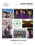 Florida A&M University College of Law Annual Report  2005-2006